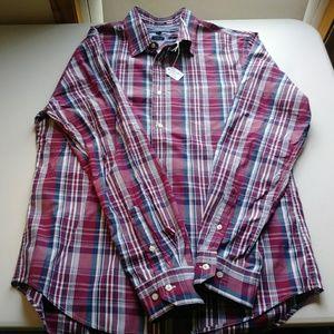 Tommy Hilfiger Custom Fit Large Shirt